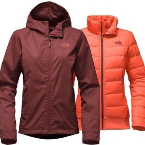 Jackets & Blazers - The North Face Altier 2 in 1 Down ski JACKET COAT